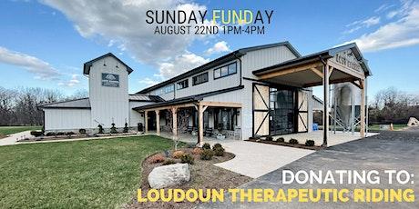 Sunday FUNDay: Loudoun Therapeutic Riding tickets