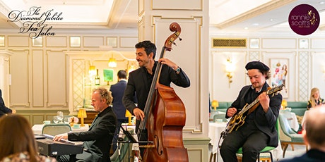 High Tea & Jazz at Fortnum & Mason in collaboration with Ronnie Scott's tickets