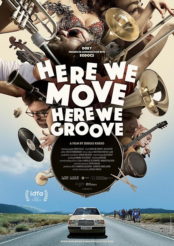 HERE WE MOVE HERE WE GROOVE: Bild