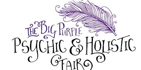 The Big Purple Psychic & Holistic Fair tickets