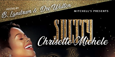 Mitchell's Ultra Lounge Presents... The Sultry Chrisette Michele LIVE tickets