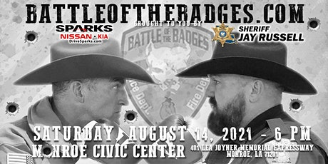 2021 Battle of the Badges tickets