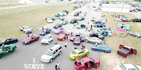 """THE ALMIGHTY """"I SERVE THE HOOD XI"""" MEGA-CARSHOW!! AUGUST 21ST!!! DOTHAN, AL tickets"""
