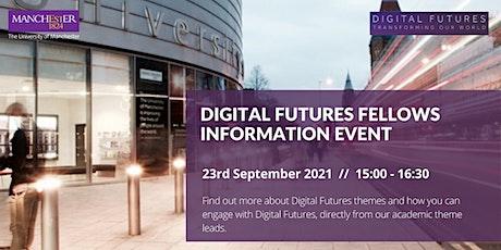 Digital Futures Fellows information event Tickets