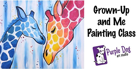 Grown-Up & Me Painting Class tickets