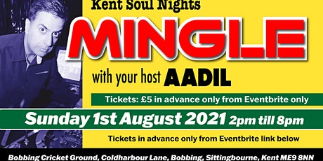 The August Mingle tickets