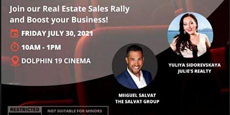 LIR Sales Rally tickets