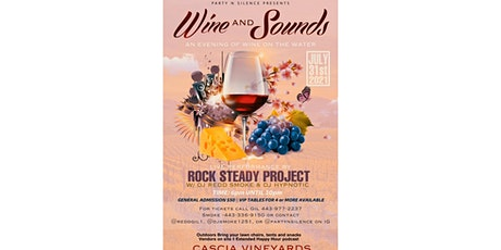 PARTY N SILENCE - PRESENTS WINE AND SOUNDS tickets