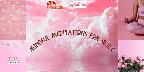 Mindful Meditation for Women Of Colour tickets