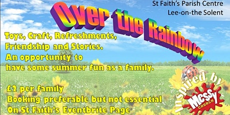 Over the Rainbow Toddlers tickets