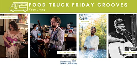 Food Truck Friday Grooves, August 2021 tickets
