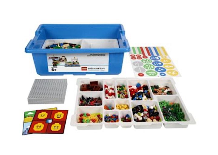 Imagem do evento LEGO® SERIOUS PLAY®  ONLINE Metodologia + Inovação e Estratégia  AO VIVO