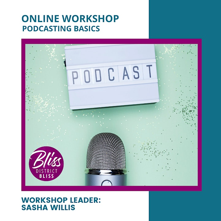 Podcasting Basics: From Passion to Profitable (Calling All Podcast-Curious) image