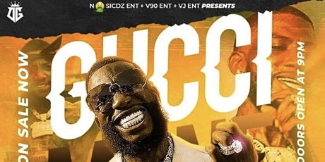 Gucci Mane Live in 256 tickets