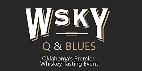 Wsky Q & Blues 2021 tickets