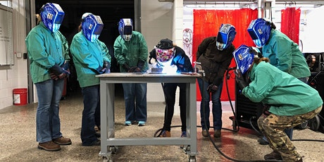 Women Who Weld® Single-Day Introductory GMAW/MIG Welding Workshop tickets