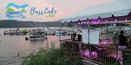 Bass Lake Live - Dinner & Music (Patrick Contreras) tickets