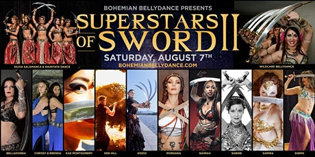 Super Stars of Sword II tickets