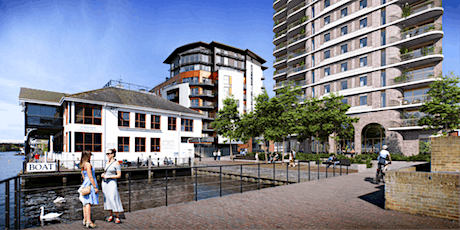 Online Event on the Proposals for Thames Side Wharf, Kingston tickets