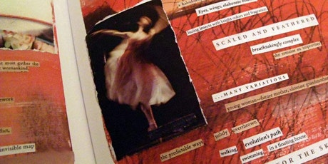 Found Poetry and Text Art - Collage and Creative Writing Workshop tickets