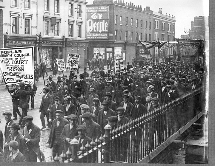 The Poplar Rates Rebellion 1921-2021: Who Were the Councillors? image