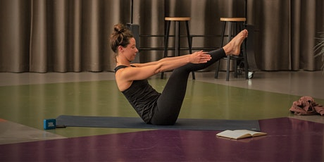 Yoga with Eline tickets