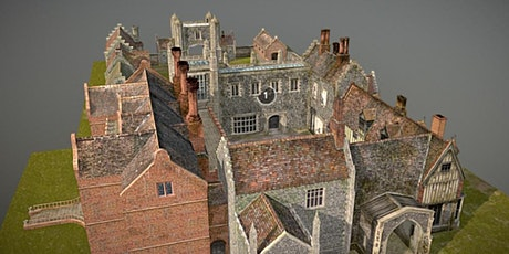 Online -Finding New Footprints of Paston and Oxnead Halls   (Online Event) tickets