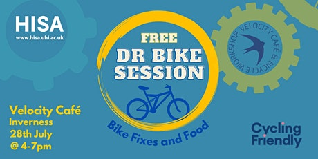 Velocity Dr Bike Session tickets