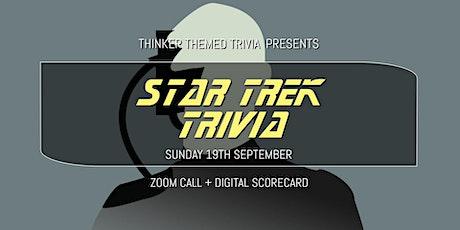 Star Trek Trivia (Online) - TNG Edition tickets