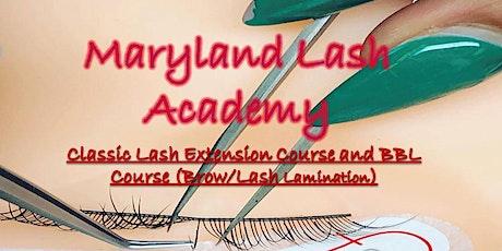 Classic Lash Extensions & BBL DUO (BROW/LASH LAMINATION) tickets