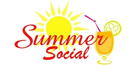 July Summer Social at Bartizan tickets