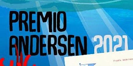 Cristina Bellemo - Premio Andersen 2021 biglietti