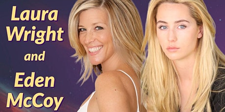 Laura Wright and Eden McCoy - Sunday, September 26! tickets