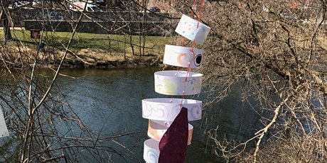 Bring Your Kid to Art Day - Fish Windsock tickets