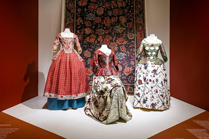 Behind the seams of Chintz: Cotton in Bloom image