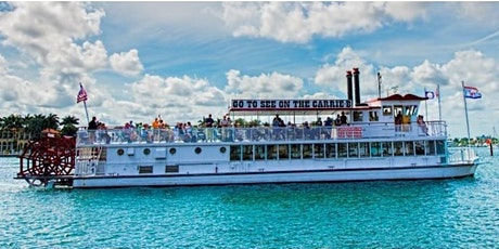 Carrie B Showboat Dinner Cruise tickets