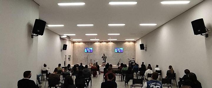 Imagem do evento Culto de Celebração - Oitava Matozinhos 11/07 (18h)