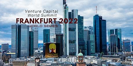 Frankfurt 2022 Q1 Venture Capital World Summit tickets