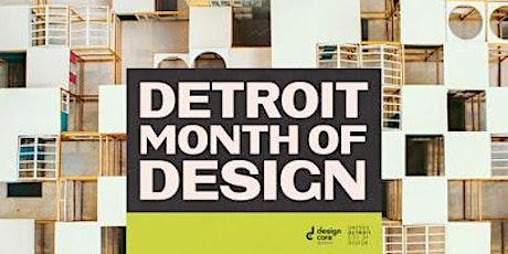 Kaleidoscope Workshop | Detroit Month of Design tickets