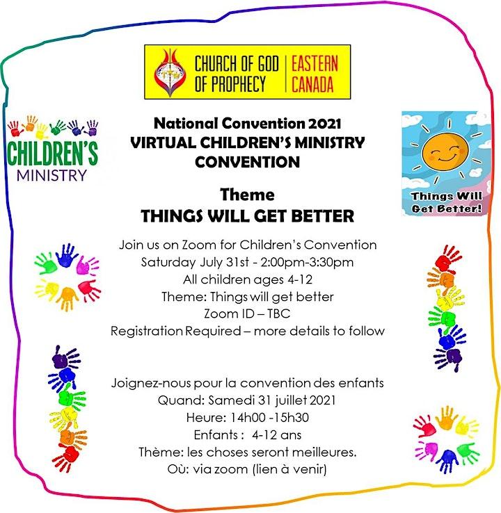 57th Biennial National Convention/Conference | 57ème Conférence nationale image