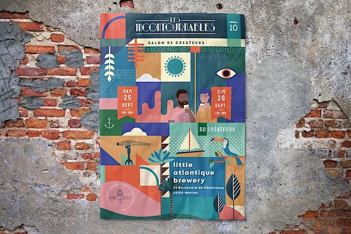Image pour Les Incontournables - 10ème édition du salon de créateurs à Nantes