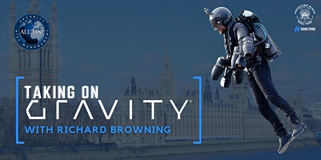 SRM Alumni Networking Evening: Taking on Gravity with Richard Browning tickets