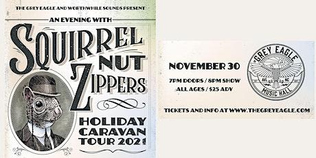 Squirrel Nut Zippers Holiday Caravan tickets