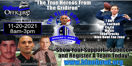 The Adam Jobbers-Miller Blue Bowl Co-Ed Flag Football Tournament 11-20-2021 tickets