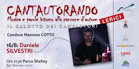 Il Salotto dei Cantautori - 16 agosto 2021 - Daniele Silvestri biglietti