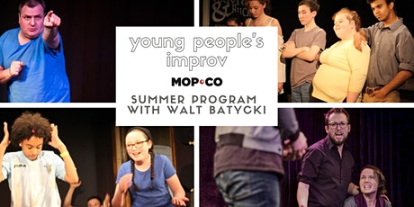 Young People's Summer Improv with Walt Batycki tickets