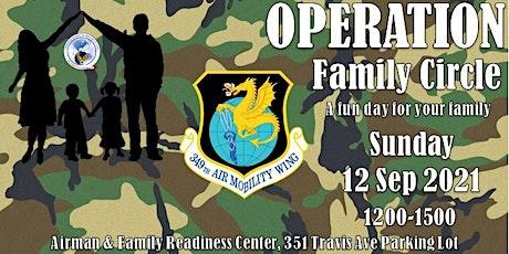 Operation Family Circle tickets