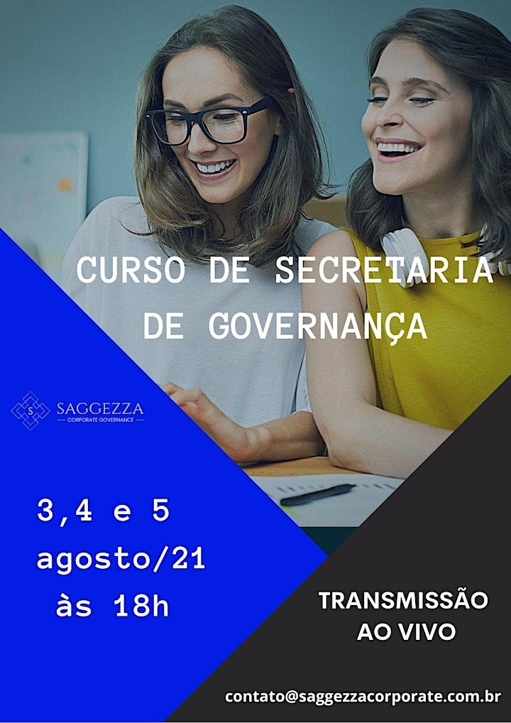 Imagem do evento SECRETARIA DE GOVERNANÇA CORPORATIVA