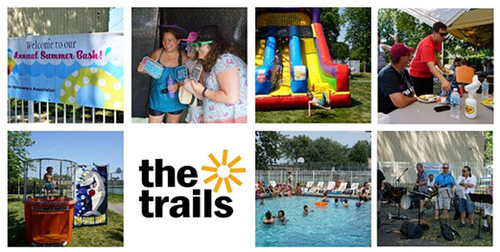 The Trails - Summer Bash image