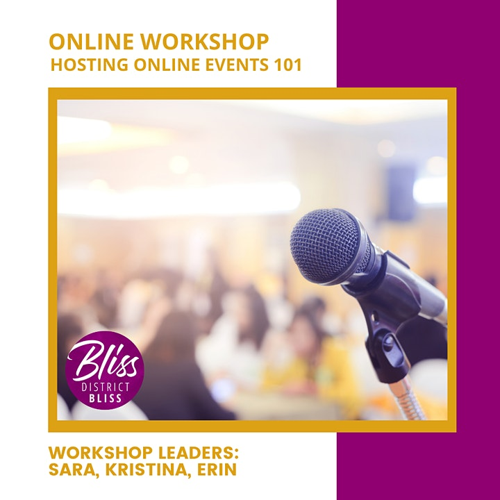 Hosting Online Events 101: Plan, Execute, + Get Paid image